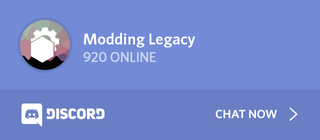 Modding Legacy Discord Server