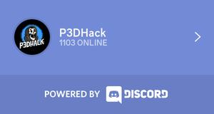P3DHack Discord