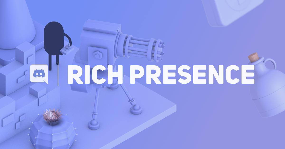 Discord - Rich Presence