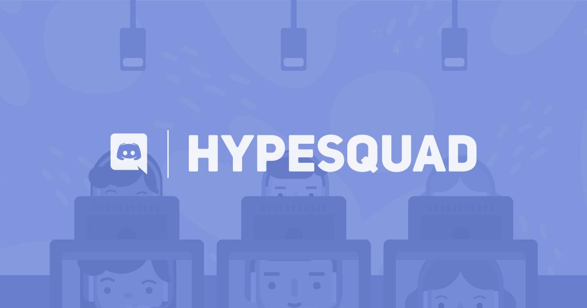 Discord - HypeSquad